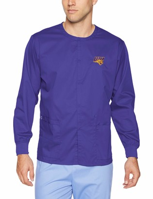 WONDERWINK Unisex-Adult's University of Northern Iowa Snap Front Jacket