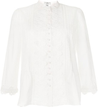 We Are Kindred Beattrix embroidered blouse