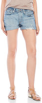Lucky Brand Denim Distressed Boyfriend Shorts