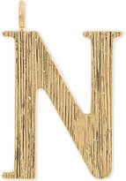 Chloé Alphabet N pendant