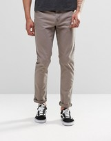 Asos Skinny Jeans In Gray