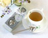 "Kate Aspen Kateaspen ""Tea Time"" Heart Tea Infuser in Tea-Time Gift Box - Set of 50"
