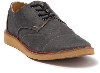 Toms Brogue Lace-Up Casual Sneaker