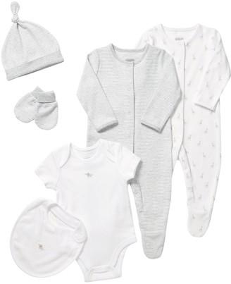 Mamas and Papas Unisex Baby 6 Piece Starter Set - White