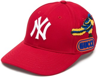 Gucci NY Yankees baseball cap