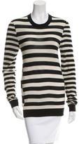 Jason Wu Striped Wool Sweater