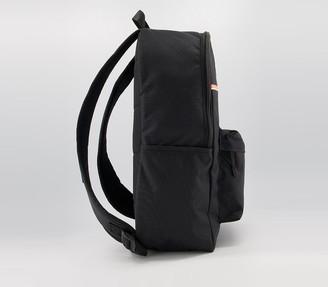 Nike Heritage Backpack 2.0 Black Bright Mango