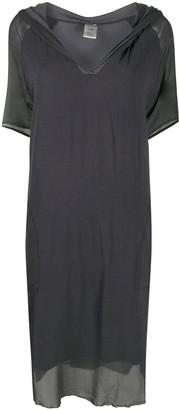 Kristensen Du Nord Hooded Relaxed Dress