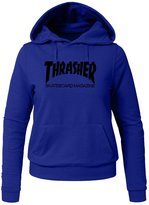 Pop Classic Thrasher Skate Mag Hoodies Pop Classic Thrasher Skate Mag For Ladies Womens Hoodies Sweatshirts Pullover Tops