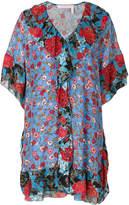See by Chloe printed floral dress