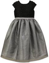 Jayne Copeland Scoop Neck Tulle Skirt Dress, Toddler & Little Girls (2T-6X)