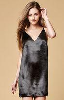 MinkPink Boudior Satin Slip Dress
