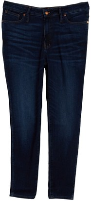 Madewell High Rise Skinny Jeans (Regular & Plus Size)