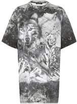 Balmain Oversized cotton T-shirt