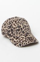 La Hearts Cheetah Dad Hat