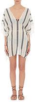 Su Women's Naka Striped Cotton Cover-Up Tunic