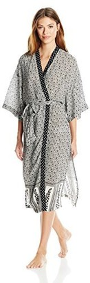 MinkPink Women's Magic Mystery Robe