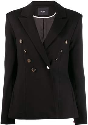 Twin-Set button embellished blazer