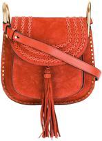 Chloé Small Hudson shoulder bag - women - Calf Suede - One Size