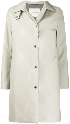MACKINTOSH Dunoon single-breasted padded coat