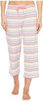 Jockey Striped Capris Women's Pajama