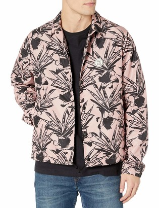 Nudie Jeans Unisex-Adult's Josef Coach Jacket Hawaii X-Small