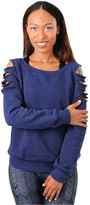 Jala Clothing Laser Cut Sweatshirt 5886891653