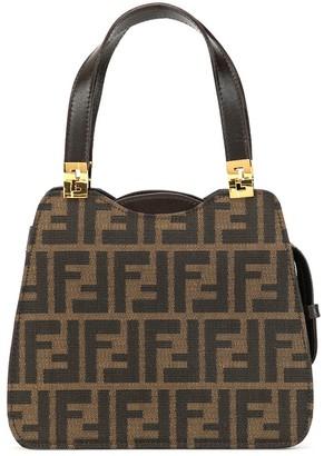 Zucca pattern handbag