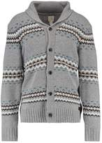 Dockers Yosemite Cardigan Medium Grey Heather