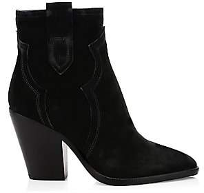 Ash Women's Esquire Suede Ankle Boots