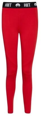 Dorothy Perkins Womens **Hiit Red Leggings, Red