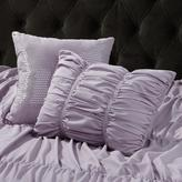 Concierge Collection 2-piece Ruched Decorative Pillow Pair