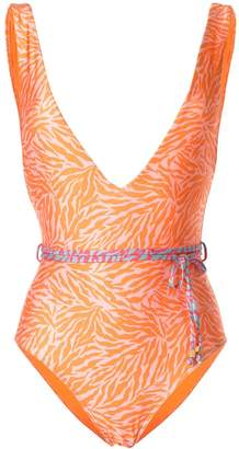 SUBOO Sienna printed swimsuit