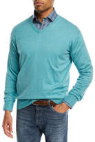 Peter Millar Crown Soft V-Neck Sweater