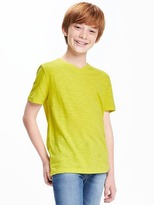 Old Navy Softest Slub-Knit V-Neck Tee for Boys