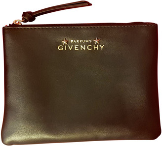 Givenchy Black Synthetic Travel bags
