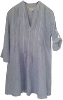 Denim & Supply Ralph Lauren Blue Cotton Dress for Women