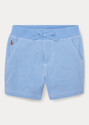 Ralph Lauren Knit Cotton Oxford Short