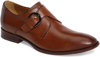 Johnston & Murphy McClain Monk Strap Shoe