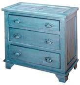 Progressive Camryn Storage Chest Industrial Furniture