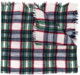 Alex Mill checked long scarf