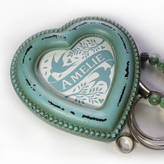Glyn West Design Personalised Heart Trinket Box