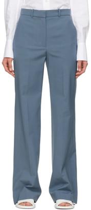 Joseph Blue Morissey Trousers
