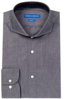 Vince Camuto Modern Fit Chambray Dress Shirt