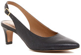 Clarks Crewso Riley Slingback Pump - Wide Width Available