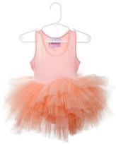 Plum Peach Tutu Dress