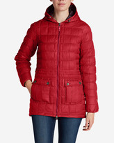 Eddie Bauer Women's Super Sweater Down Parka