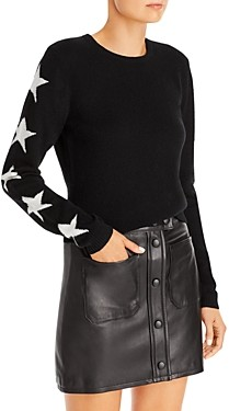 Aqua Star Sleeve Cashmere Sweater - 100% Exclusive