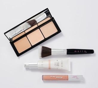 Mally Beauty Mally Irresistible 3-Piece Primer Face, Eye, and Lip Kit