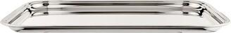 Greggio Silver Plated Georgian Rectangular Tray (50 X 33Cm)